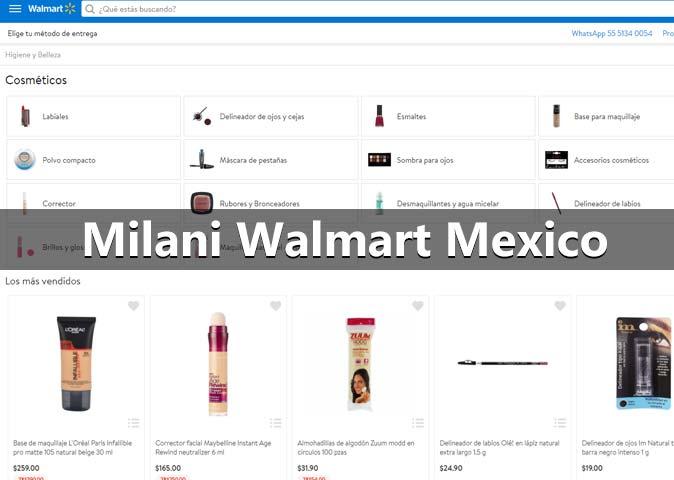 milani-walmart-mexico