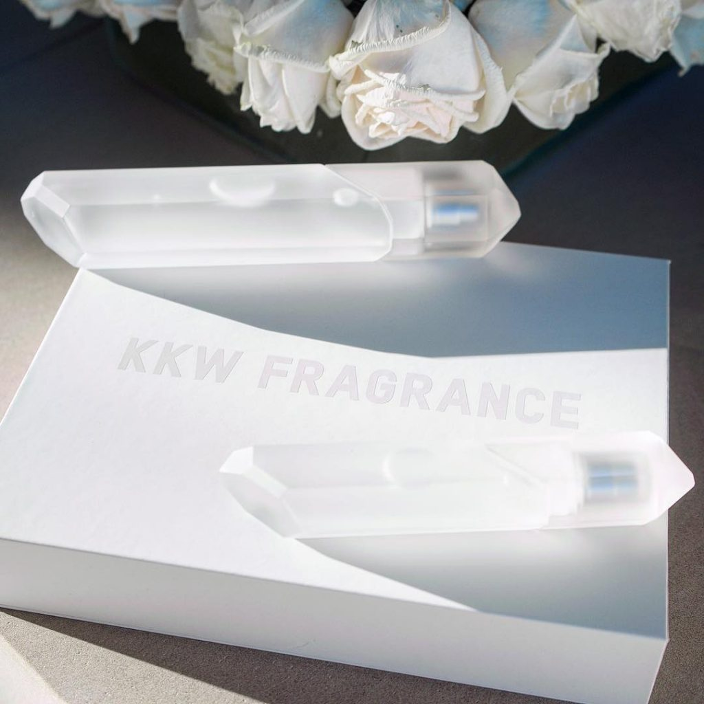 KKW Beauty Fragancia