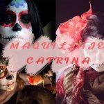 Como realizar el Maquillaje para Halloween de la Catrina | Mira aquí el paso a paso