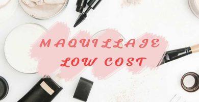Los mejores productos de maquillaje low cost