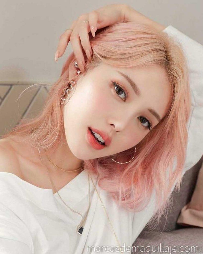 maquillaje-coreano-joven