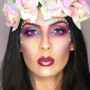 maquillaje-sirena-mujer