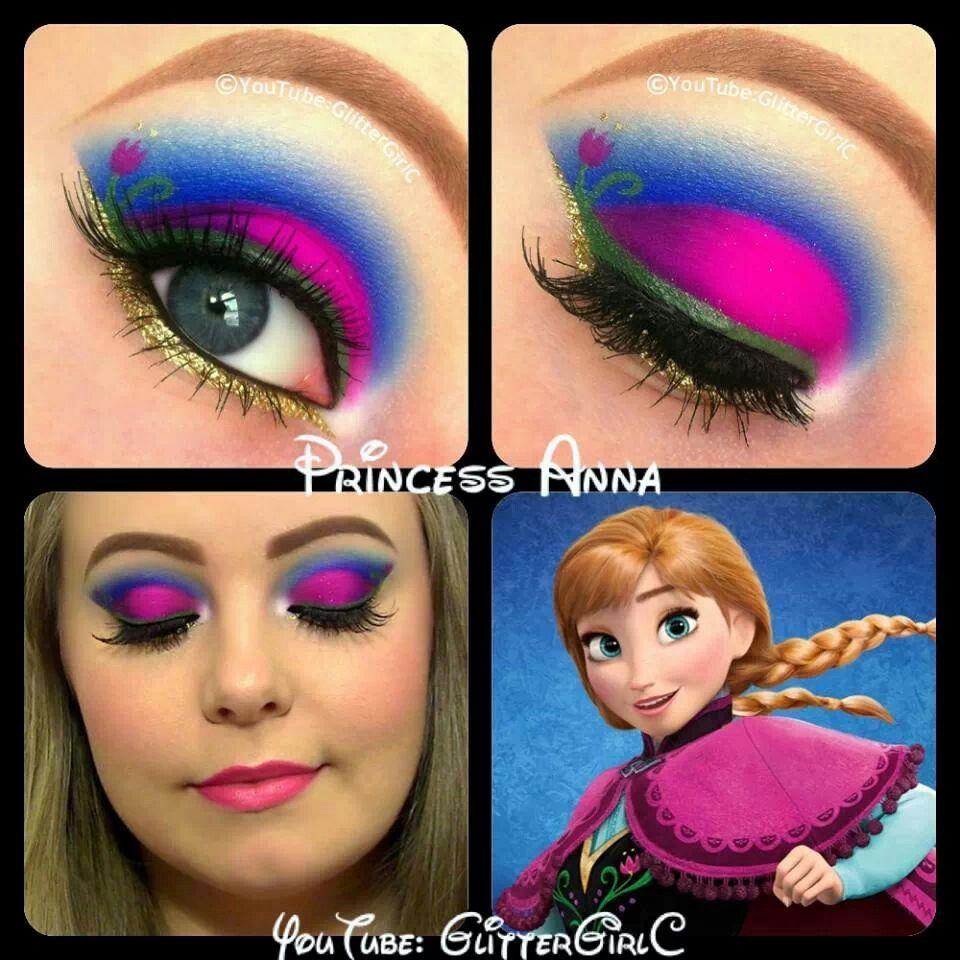 maquillaje-frozen-anna-modelo-1