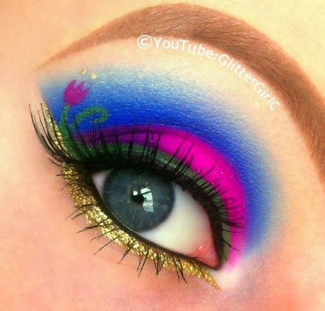 maquillaje-frozen-anna-modelo-2