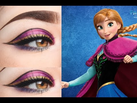 maquillajae-frozen-anna-modelo-4