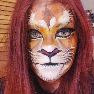 maquillaje-leon-ejemplo