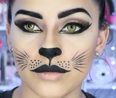 maquillaje-leon-resultado-final