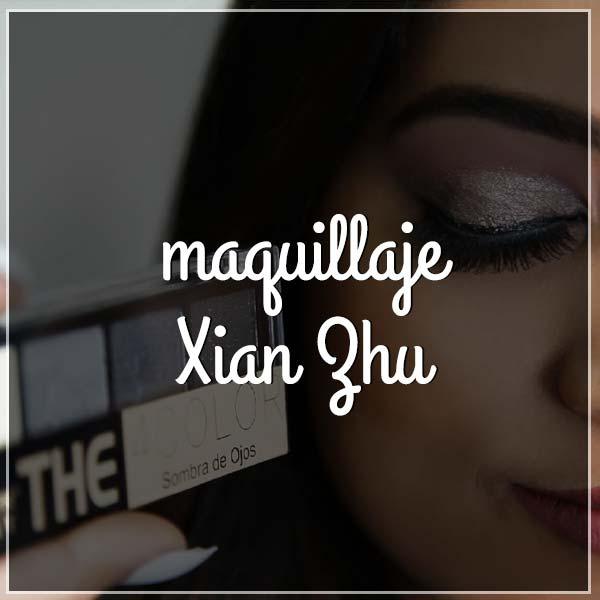 maquillaje-xian-zhu