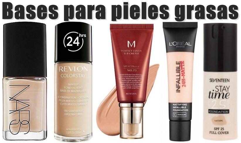 ¿Cuál es la mejor base de maquillaje para la cara?