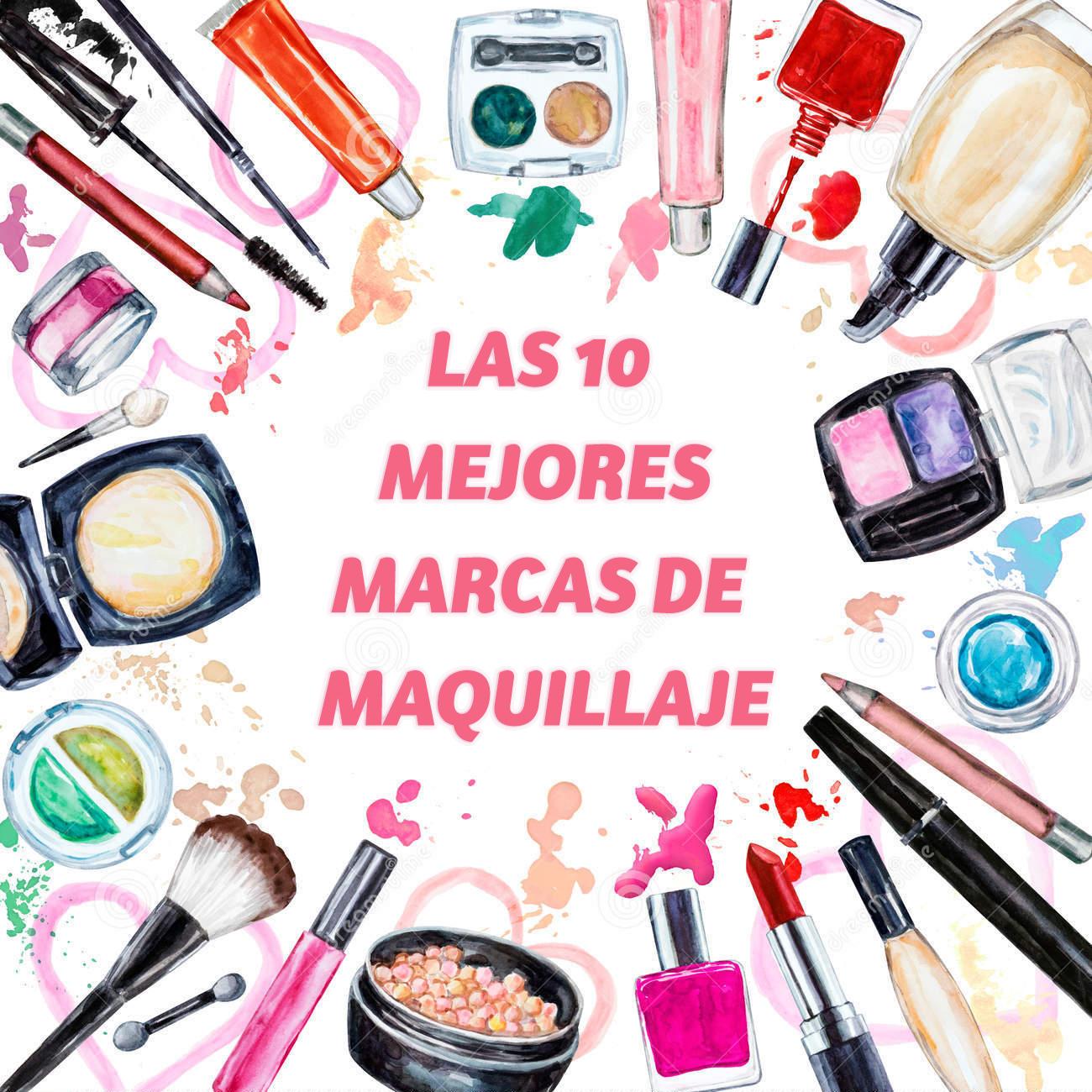 ¿Cuál es la mejor marca de maquillaje?